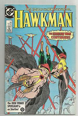 Hawkman # 1 * 1986 * Nice Copy * Dc Comics