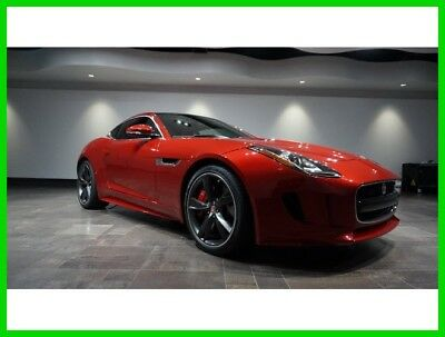 2015 Jaguar F-Type S 2015 S Used Certified 3L V6 24V Automatic RWD Coupe Premium