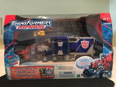 Transformers Armada Optimus Prime New
