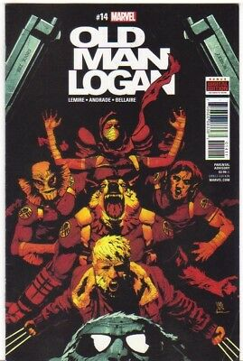 Old Man Logan #14 NM (2017) Marvel Comics