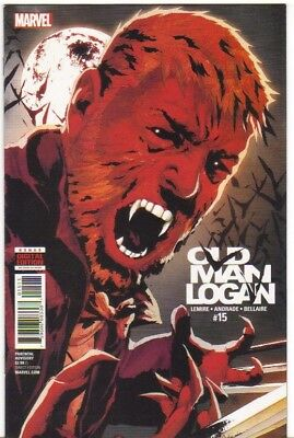 Old Man Logan #15 NM (2017) Marvel Comics