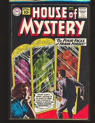 House of Mystery # 108 Fine Cond.