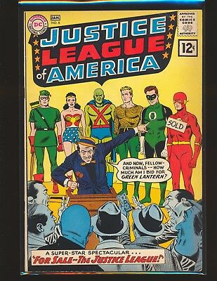 Justice League of America # 8 VG Cond.
