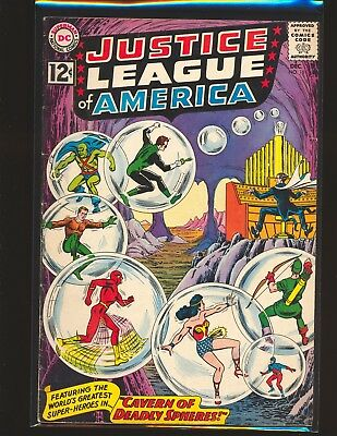 Justice League of America # 16 VG+ Cond.
