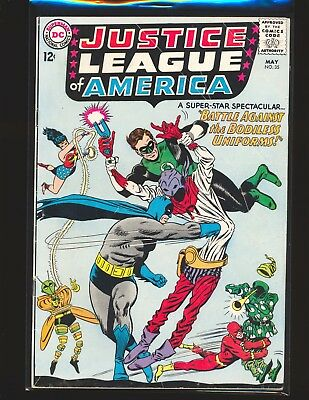 Justice League of America # 35 VG Cond.
