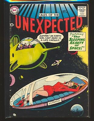 Tales of the Unexpected # 29 VG Cond. slight water damage