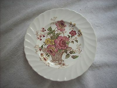 Clarice Cliff Chelsea Rose Plate