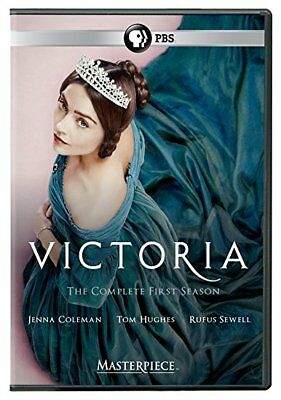 Masterpiece: Victoria, The Complete First Season One (DVD, 2017, 3-Disc Set) New