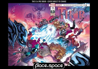 (Wk42) The Mighty Thor #700A (Legacy) - Preorder
