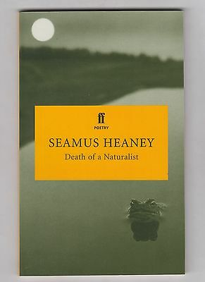 Seamus Heaney  =  Death Of A Naturalist  =  {Poetry/poems/verse}  =