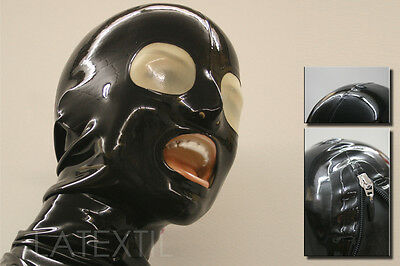 "Latex Maske ""TrEdge"" Mask Latex Rubber - NEW -"