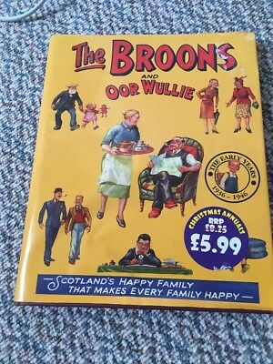 The Broons And Oor Willie - The Early Years 1936-1946