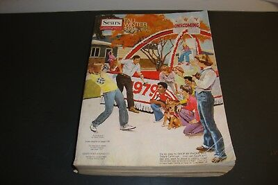 1979 Sears Fall Winter Catalog With 1714 Pages