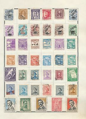 URUGUAY Early/Mid M&U Collection (270+Items) Au9261