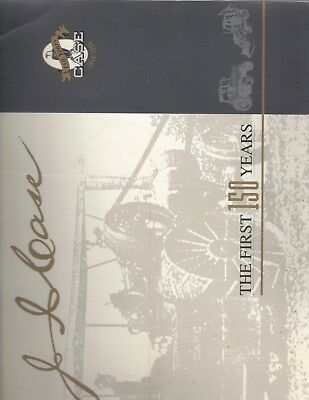 Great J.I. Case The First 150 Years Book  1842 - 1992