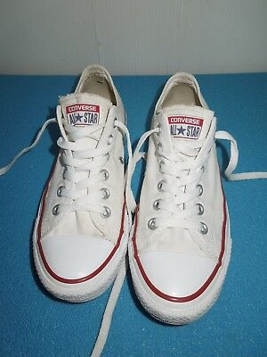 Size 7.5 Women's Converse All Star  Low Top Shoes