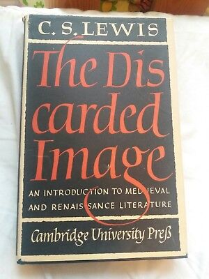 The Discarded Image by C. S. Lewis (Hardback, 1964)