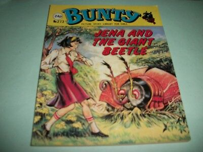 1986  Bunty Picture Story Library comic no. 273