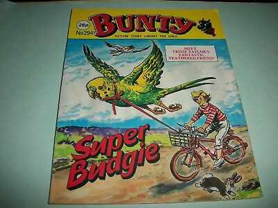 1987  Bunty Picture Story Library comic no. 294