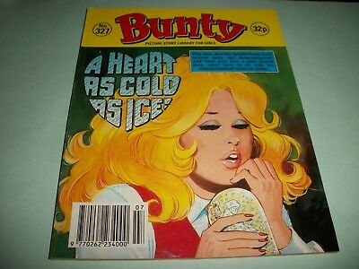 1990  Bunty Picture Story Library comic no. 327