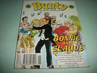 1990  Bunty Picture Story Library comic no. 331
