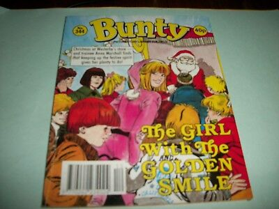 1991  Bunty Picture Story Library comic no. 344