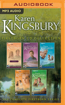 Karen Kingsbury Firstborn Collection: Fame, Forgiven, Found, Family, Forever (MP