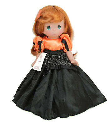 "Precious Moments Disney Parks Exclusive Boo-tiful Ariel Halloween 12"" Doll"