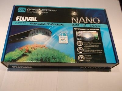 Fluval COB Nano LED Fish Tank Light 6.5 Watt