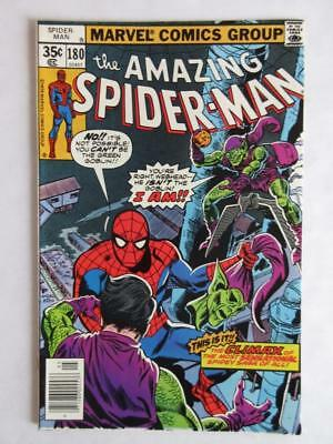 Amazing Spider-Man # 180 - NEAR MINT 9.6 NM - Avengers Iron Man MARVEL Comics!