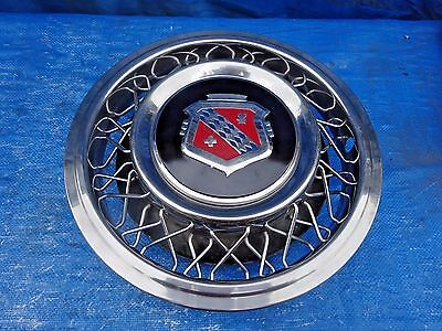 """1952 1953 1954 Buick  straight 8 15"""" factory wire spoke hubcap wheel cover"""