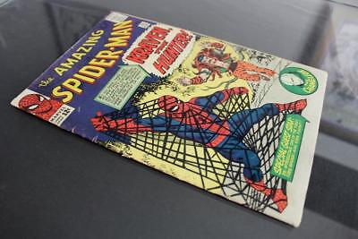 Amazing Spider-Man #15 MARVEL 1964 - 1st App Kraven - 1st mention of Mary Jane!