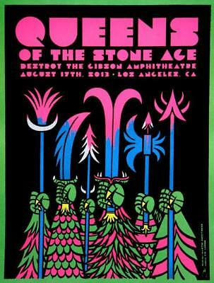 Queens Of The Stone Age - Villians - 2013 - Kii Arens - Gibson Amphitheater