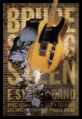 Bruce Springsteen And The E Street Band - La Sports Arena - 2012 - Kii Arens