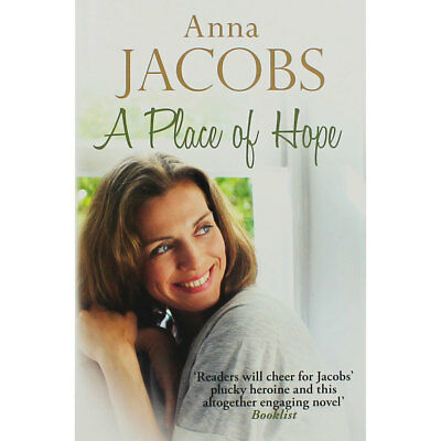 A Place Of Hope by Anna Jacobs (Paperback), Fiction Books, Brand New