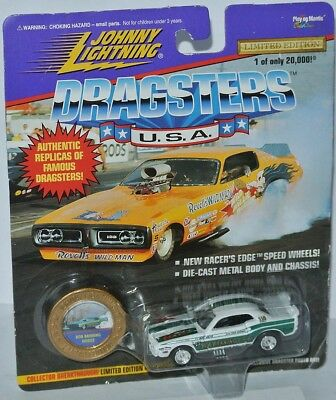 Dragsters USA - BOB BANNING DODGE  PRO STOCK - 1:64 Johnny Lightning