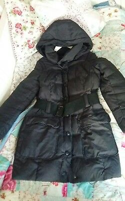 qs s oliver winterjacke dunkelblau damen gr l eur 3 83. Black Bedroom Furniture Sets. Home Design Ideas