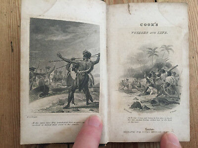 c1820 - A Narrative of the Voyages Round the World of Captain James Cook