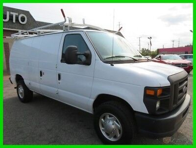 2011 Ford E-Series Van Commercial 2011 Commercial Used 4.6L V8 16V Automatic RWD Minivan/Van clean clear title we