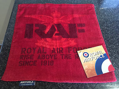 Royal Air Force Face Cloth Raf Face Towel Brand New