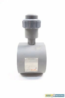 Universal Flow Monitors V2-M1-A300F300-E3-X1 3 In In-Line Pvc Flow Tube D578425