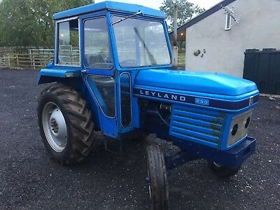 Layland 253 Tractor. Three Cylinder. No Vat. Very Tidy