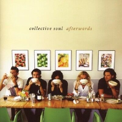 Collective Soul - Afterwords  Cd Neu