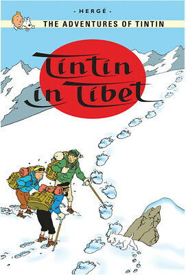 The adventures of Tintin: Tintin in Tibet by Herg (Paperback / softback)