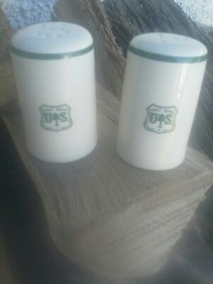 The Forest Service China Salt And Pepper Shakers. High Quality China Company .