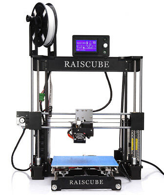 All-In-One Aluminum Alloy 3D Printer Kit High Precision USB SD Card Printing