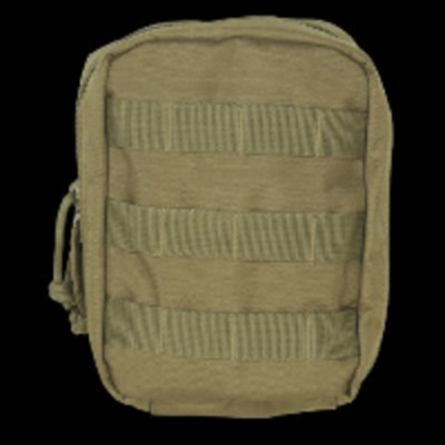 Voodoo Tactical 20-744507000 Coyote Tan E.M.T First Aid Kit Pouch Holder