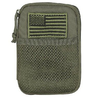 Voodoo Tactical 15-771704000 Universal Compatible BDU Wallet OD Green