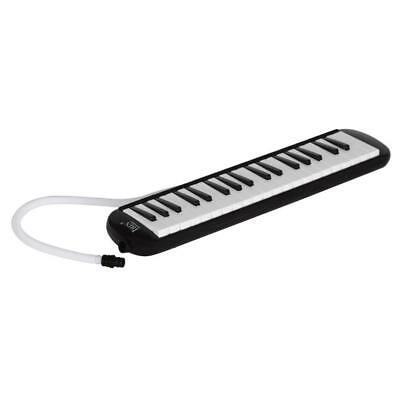 37 Key Melodion Student Melodica/Pianica + Bag Mouthpiece for Student Black