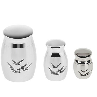 Seagull Cremation Urn for Human Ashes or Pet Waterproof Funeral Keepsake Urn